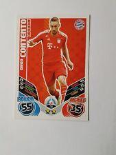 Diego Contento  Bayern München     Match Attax   2011/12