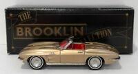 Brooklin Models 1/43 Scale BRK21A 001 - 1964 Chevrolet Corvette - Met Pale Gold
