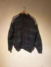 Men's Vintage Button Up Cardigan