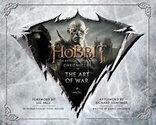 The Hobbit: the Art of War by Weta (2015, Hardcover)