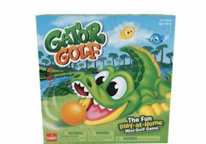 Goliath Gator Golf Game NIB