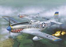 Italeri F-51d Mustang Model Number 086 Scale 1 72