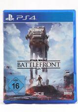 Star Wars Battlefront  (Sony PlayStation 4) PS4 Spiel i. OVP - GUT
