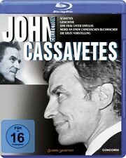 JOHN CASSAVETES COLLECTION (4 Blu-ray Discs) NEU+OVP