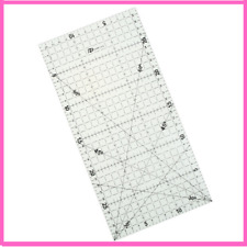 Patchwork Ruler Quilting Sewing Acrylic Quilt Rulers Tool Tailor Square Template