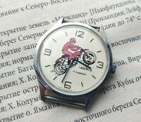 ✩Watch CHAIKA Vintage 17 Jewels Mechanical Soviet Vintage Mens wristwatch ✩