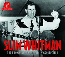 Slim Whitman - The Absolutely Essential 3CD Collection