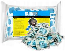 Rat Poison 1kg Rat Mouse Poison RATIMOR Brodifacoum Paste