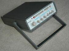 WaveTek FG2A 2Mhz Function Generator Fully Functional