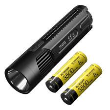 Nitecore EC4GTS 1800 Lumen Unibody Search / Flashlight w/2x NL1835HP Batteries