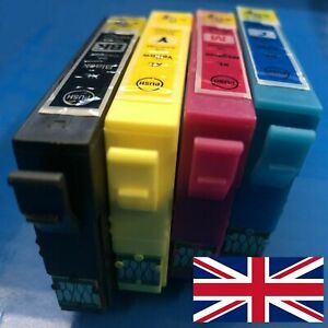 Replacement Ink Cartridges Epsom Expression Home XP 212 215 312 315 405 412 415