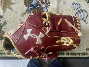 Under Armour Genuine Pro 11.5 Infield Baseball Glove RHT