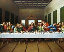 JESUS THE LAST SUPPER 8X10 GLOSSY PHOTO PICTURE