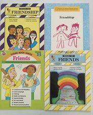 4 Friendship Theme Teaching Resource Activity Idea Books Grade K-3 Homeschol