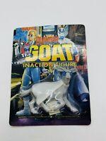 Quantum & Woody The Goat - Inaction Figure - Vincent Van Goat NEW