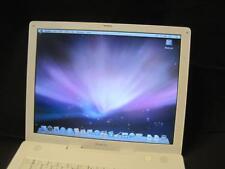 """Apple iBook G4 A1055 14.1"""" Notebook ~Power PC G4 @ 1.33GHz / 512MB RAM / 60GB HD"""