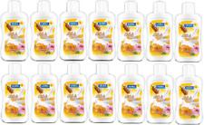 Lucky Super Soft Bubble Bath Softening Bubbles, Milk & Honey, 20 Oz (12 Pack)