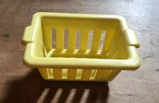 Yellow Laundry Basket Fisher Price Loving Family Dollhouse Accessory