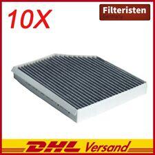 10x Original Filteristen Innenraumfilter Aktivkohle KIRF-388-DE Audi A4 8K2.