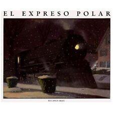 EL XPRESO POLAR (THE POLAR EXPRESS), VAN ALLSBURG, CHRIS, Good Book