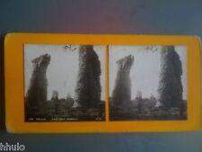 STC101 frejus Vestige Romain stereoview photo STEREO ancien vintage