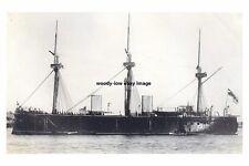 rp14869 - German Navy Warship - SMS Kaiser , built 1875 - photo 6x4