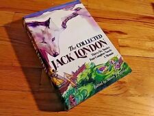 The COLLECTED JACK LONDON 36 Stories Barnes & Noble 1st Edition / 1st Printing