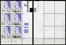 #287 - Repubblica - Blocco 0,85 euro Donna nell'arte, 2004 - Nuovi / Varietà