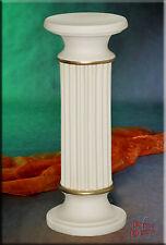 Säule antik Blumensäule Dekosäule Blumenständer Säulen Podest Stuckgips