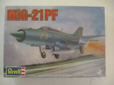 REVELL 1/48 MiG-21PF (SOVIET,INDIAN AIR FORCES)  #85-5482  factory sealed