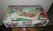 VINTAGE -  FRANKLIN Electronic Arcade Game - Baseball - Pinball - 1991 -NEW READ