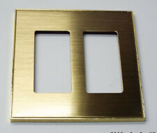 Touch Plate 2 Gang Mounting Plate And Cover