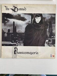 The Damned Phantasmagoria MCA Records UK 1985 Vinyl Record