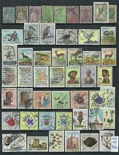 Angola 1914/1970 - 49 stamps used