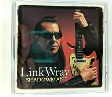 Link Wray - Shadowman CD 1997 HIP-O RECORDS