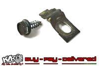 2000 VX LS1 V8 Commodore Bonnet Cable Holder Mount Screw & Bracket VY VZ WK KLR