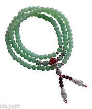 Bellissima Collana Bracciale Mala Rosario 117+1 Verde - India