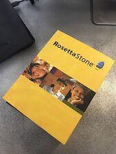 Rosetta Stone Version 3 French Level 1-5 with Audio Companion