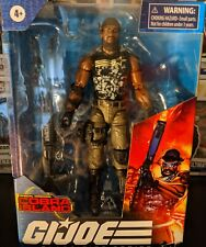 G.I. Joe Classified ROADBLOCK Cobra Island Exclusive IN HAND