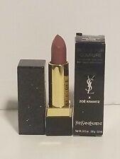 Yves Saint Laurent Zoe Kravitz Rouge Pur Couture Lipstick 121 ARLENE'S NUDE BNIB