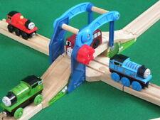 LIFTING SLING DRAW BRIDGE for THOMAS & friends WOODEN train ENGINE & BRIO set