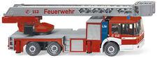 WIKING 0615 38, 1:87 / H0, Feuerwehr DLK 23-12, MB Econic - Metz, Neu