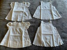 """Vintage 1950s Fashions By Kiddycrafts Infant """"home From Hospital"""" Outfits Rare"""