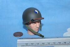 Dragon DID en sueños escala 1:6TH Segunda Guerra Mundial casco de operador de radio Ejército de los Estados Unidos de Paul