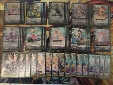 Cardfight Vanguard Complete Bermuda Triangle Pacifica Deck