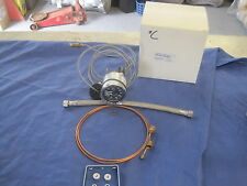 MG   DUAL OIL WATER GAUGE CENTIGRADE INC COPPER OIL PIPE AND S/S  HOSE    ***