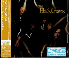 BLACK CROWES-SHAKE YOUR MONEY MAKER (30TH ANNIVERSARY EDITION)-IMPORT SHM-CD F56
