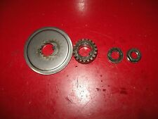 YAMAHA TTR125 TTR 125 STOCK OEM CRANKSHAFT CRANK SHAFT GEAR GEARS
