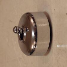 Chrome 55 series classic electric clipsal smooth cover heritage light switch