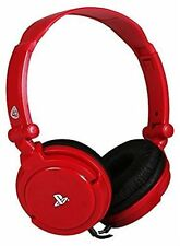 Pro4-10 Stereo Gaming Chat Headset With Mic - Red for PlayStation 4 Ps4 PS Vita